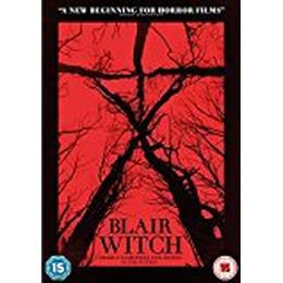 Blair Witch [DVD] [2016]